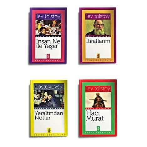 Dünya Klasikleri - 4 Kitap