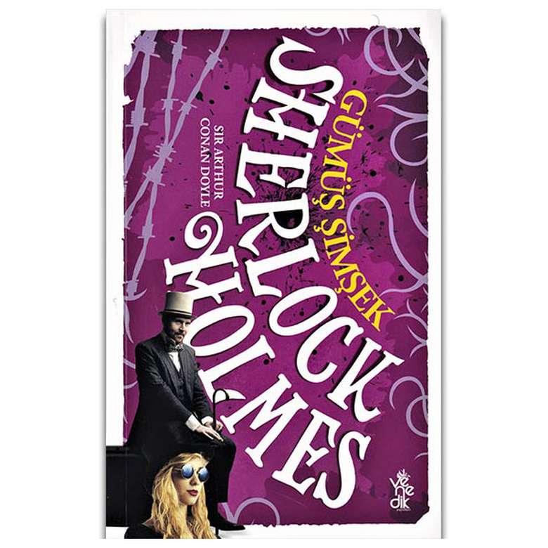 Gümüş Şimşek - Sherlock Holmes - Venedik Yayınları