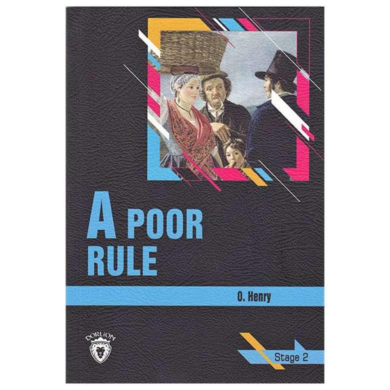 A Poor Rule - Stage 2 - İngilizce Hikaye