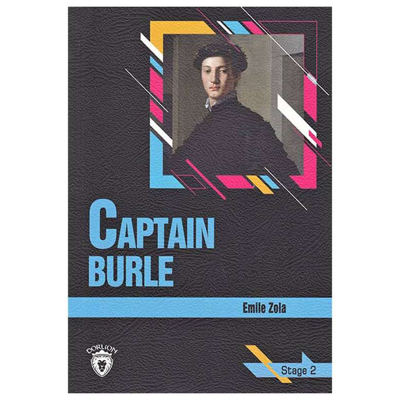 Captan Burle - Stage 2 - İngilizce Hikaye