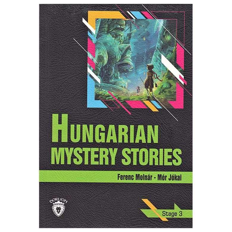 Hungarian Mystery Stories - Stage 3 - İngilizce Hikaye