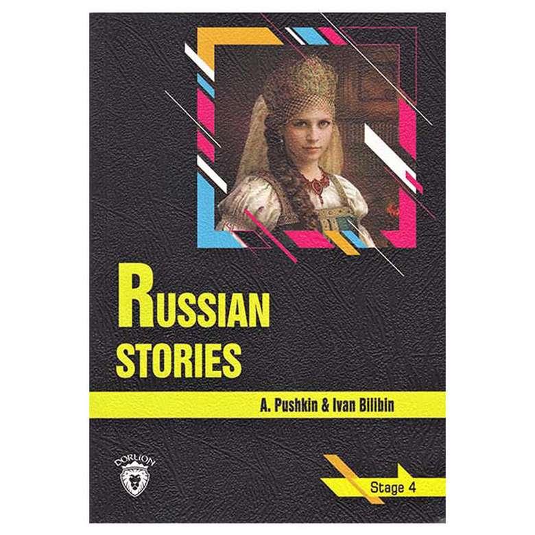 Russian Stories - Stage 4 - İngilizce Hikaye