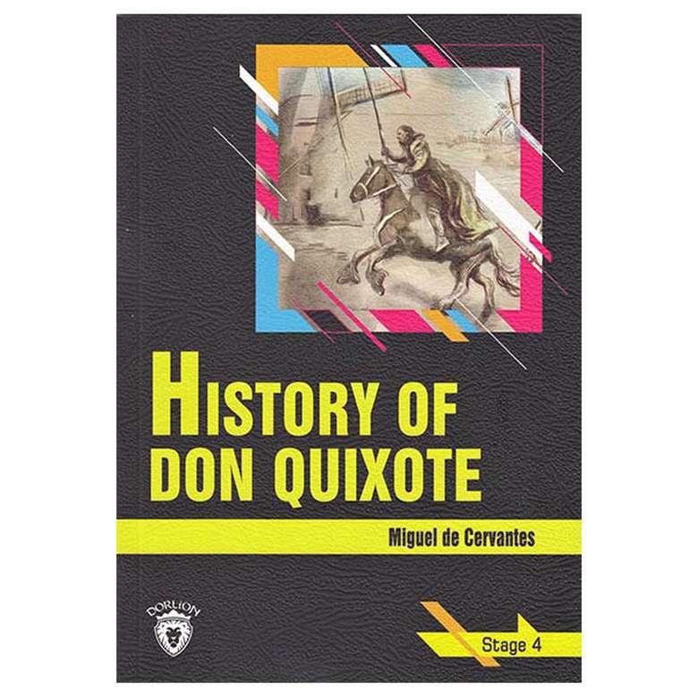 History Of Don Quixote - Stage 4 - İngilizce Hikaye