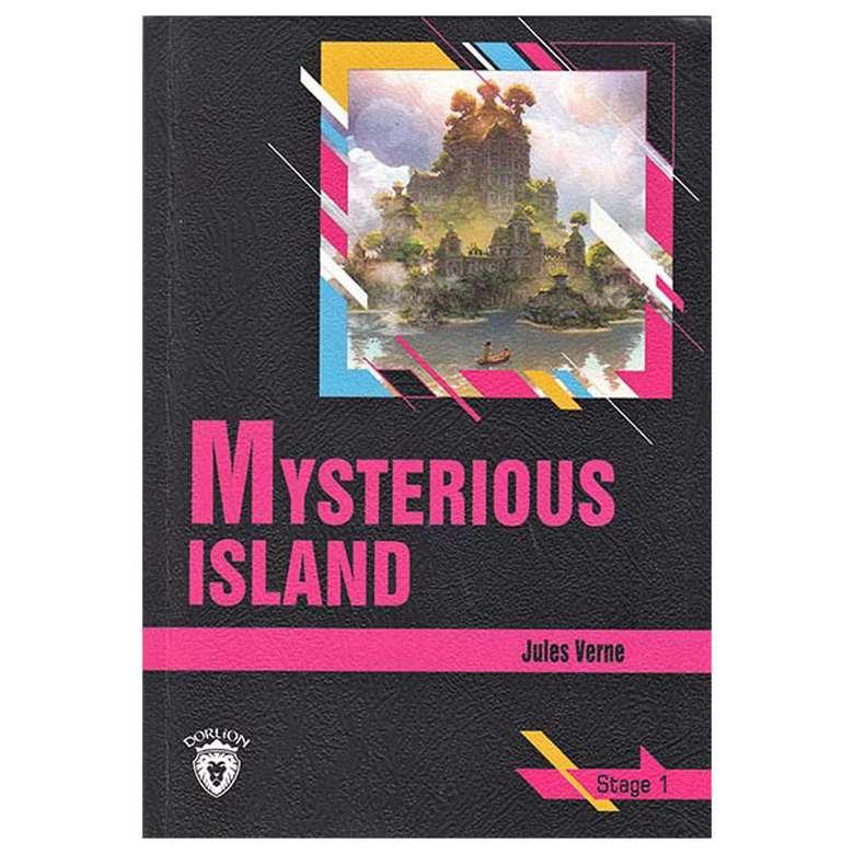 Mysterious Island - Stage 1 - İngilizce Hikaye