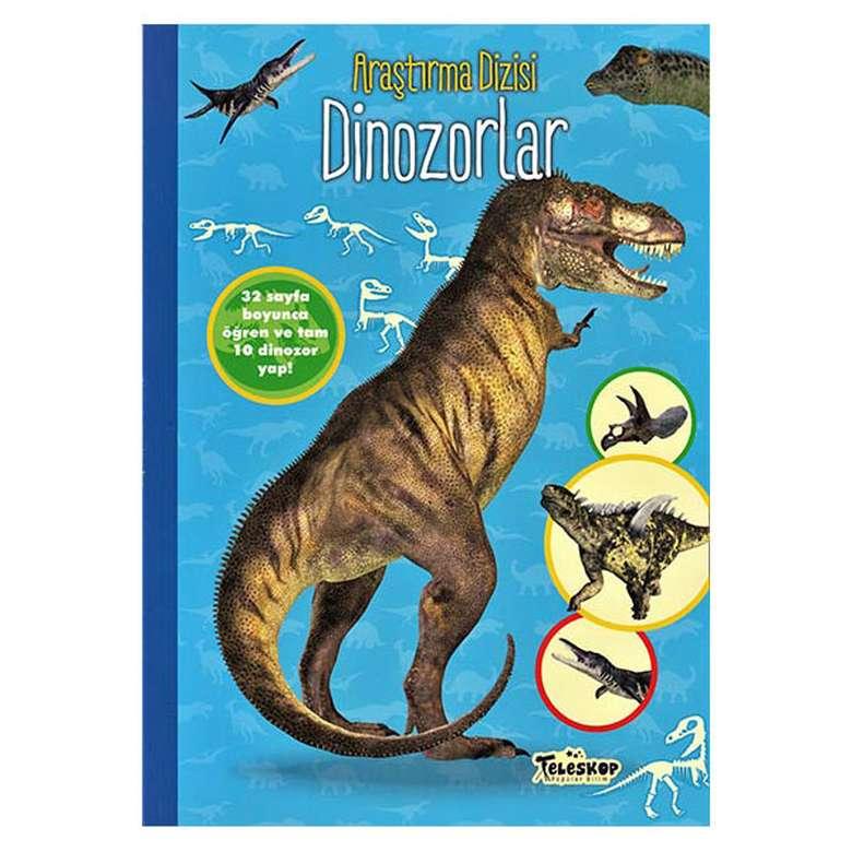 Dinozorlar - Araştırma Dizisi