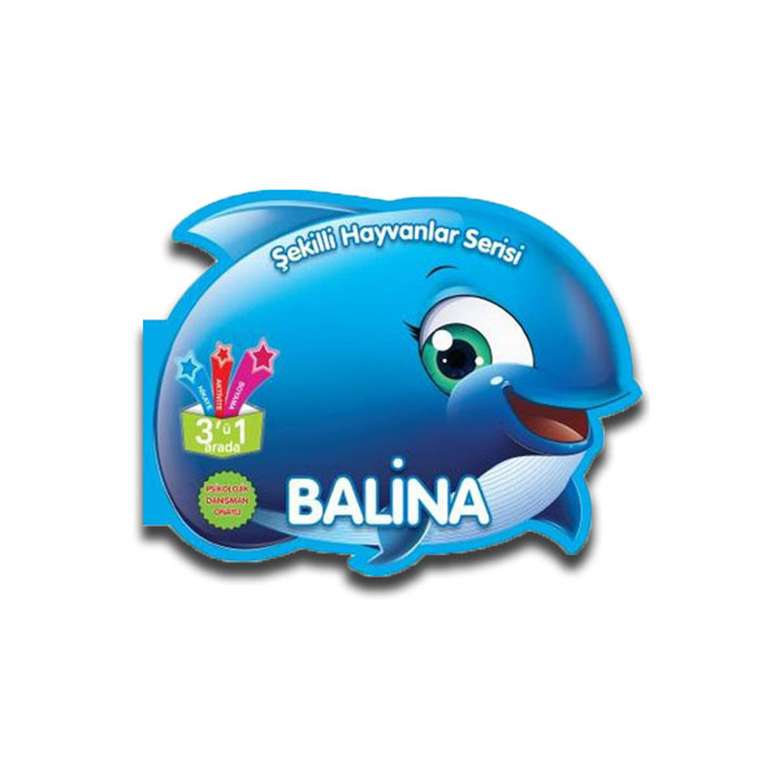 Şekilli Hayvanlar Serisi - Balina