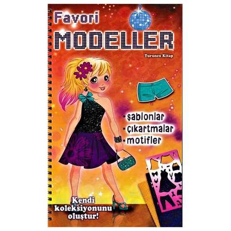 Favori Modeller - Turuncu Kitap