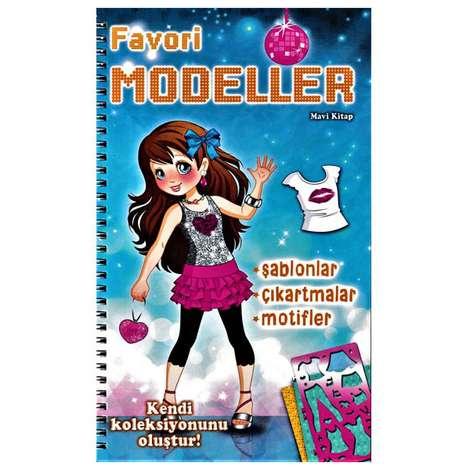 Favori Modeller - Mavi Kitap