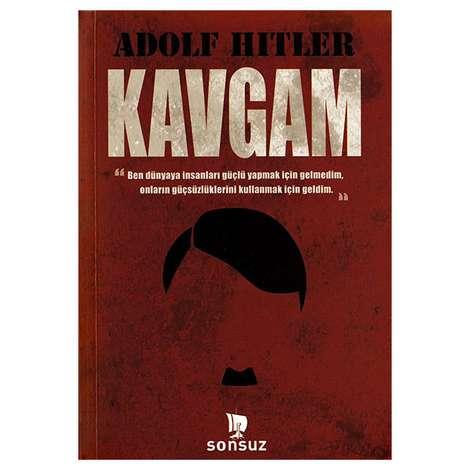 Kavgam - Sonsuz Kitap
