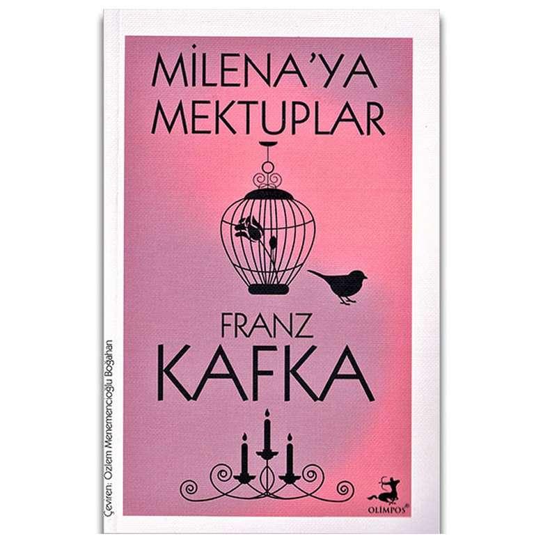 Milena'ya Mektuplar - Franz Kafka - Olimpos Yayınları