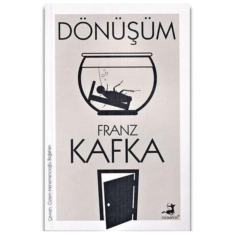 Dönüşüm - Franz Kafka - Olimpos Yayınları