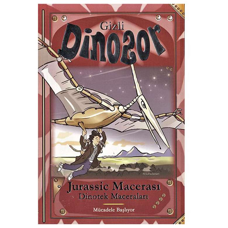 Jurrasic Macerası - Gizli Dinozor