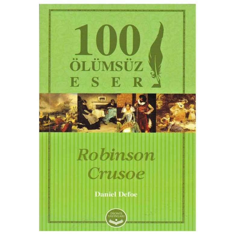 Robinson Crusoe - Dionis Yayınları