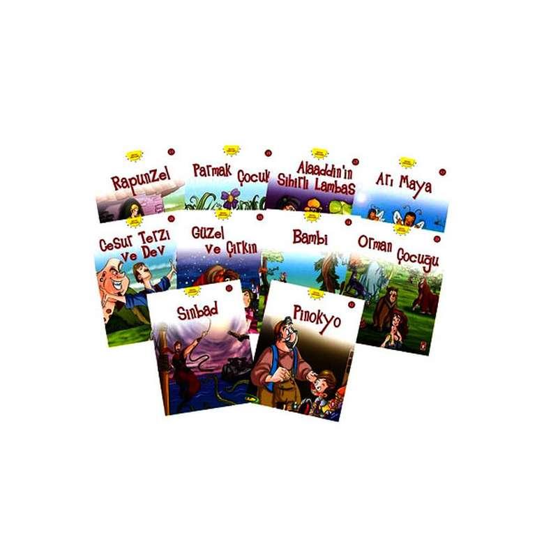 Dünya Masalları Set 2 - 10 Kitap - Timaş Yayınları