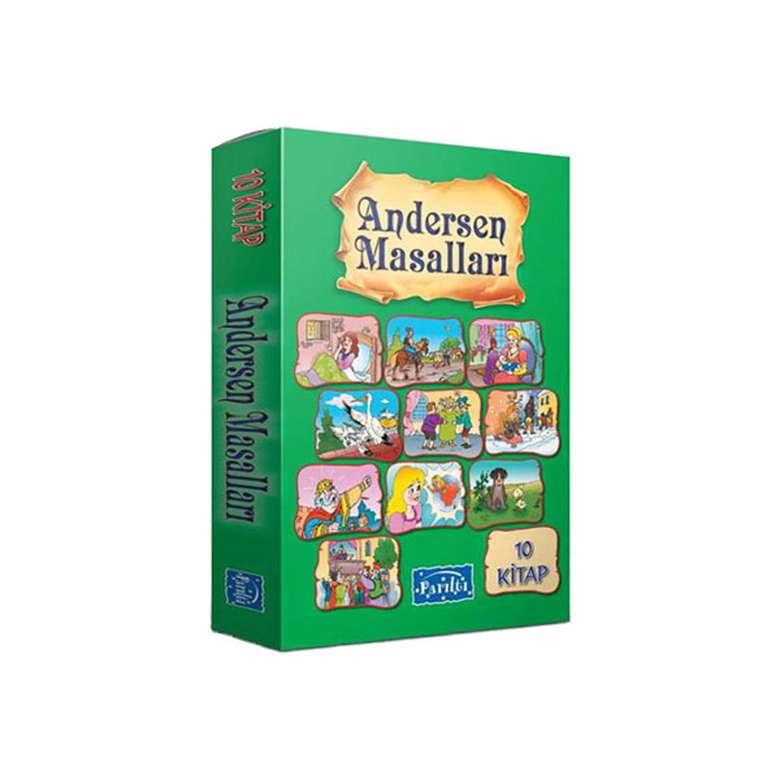 Andersen Masalları 10 Kitap - Parıltı Yayınları