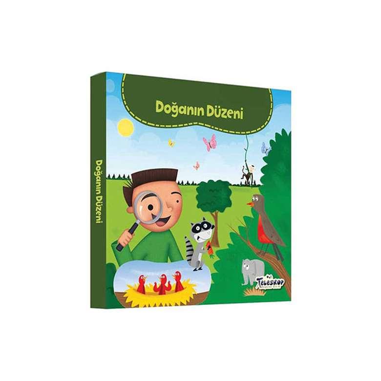 Doğanın Düzeni - 6 Kitap Set
