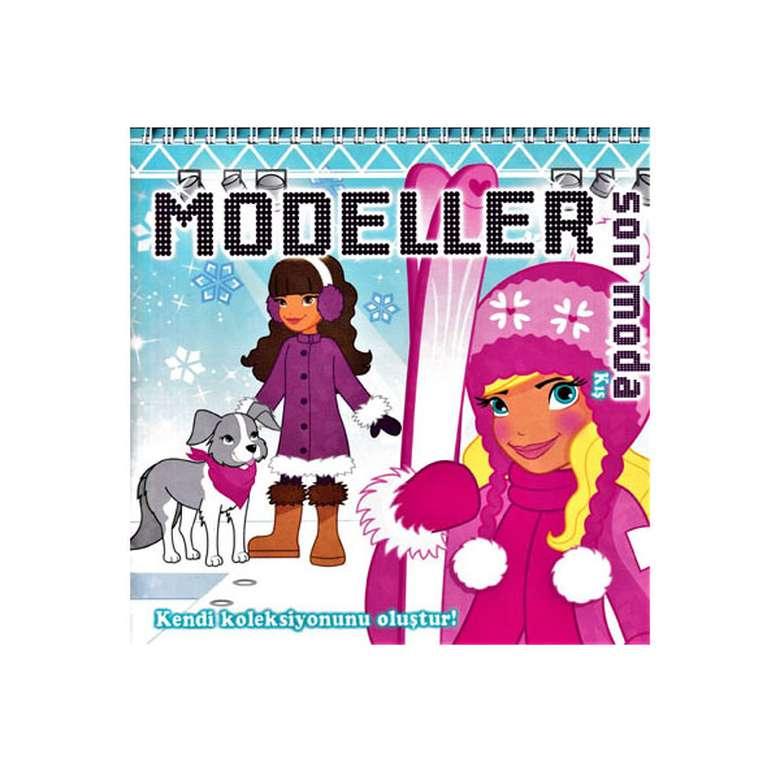 Modeller Son Moda - Kış - Parıltı Yayınları