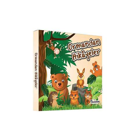 Ormandan Hikayeler 6 Kitap Set