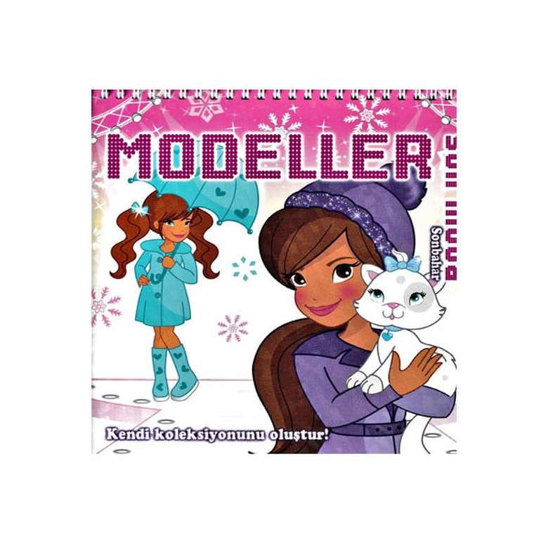 Modeller Son Moda - Sonbahar - Parıltı Yayınları