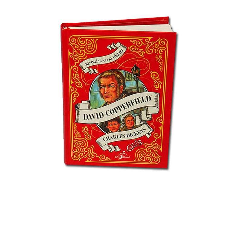 David Copperfield - Çocuk Klasikleri - Ciltli
