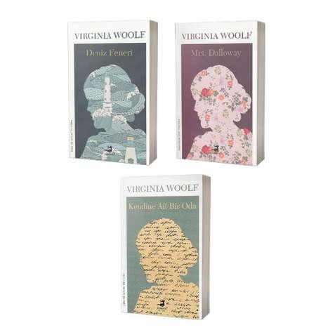 Virginia Woolf Seti - 3 Kitap