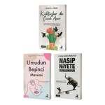 Kaktüsler De Çiçek Açar, Umudun Beşinci Mevsimi ve Nasip Niyete Vurgundur - 3 Kitap