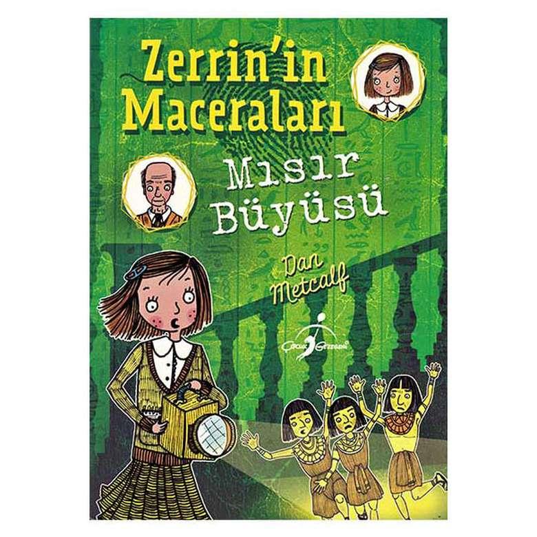 Zerrin'in Maceraları – Mısır Büyüsü