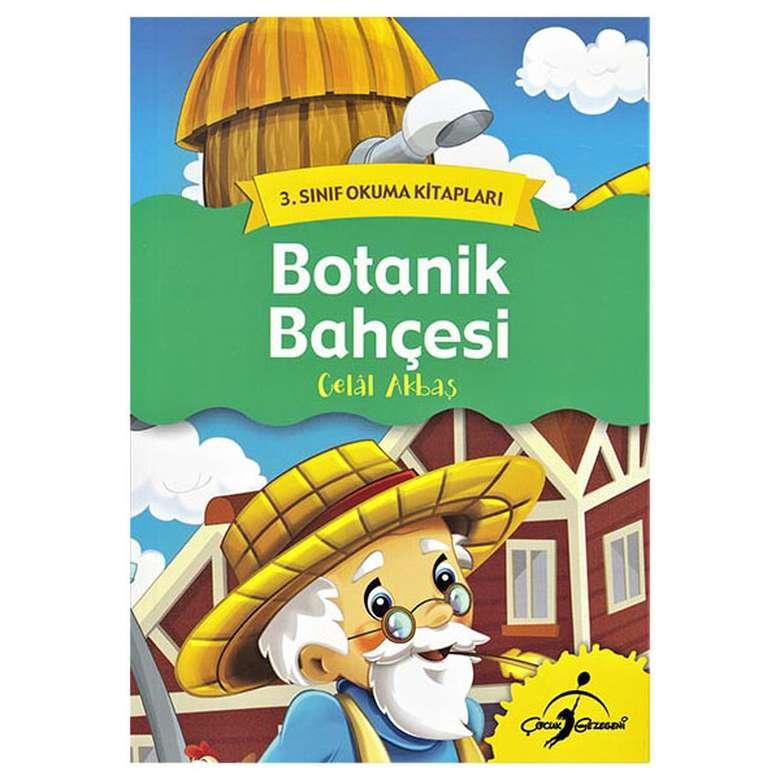 Botanik Bahçesi - 3. Sınıf Okuma Kitapları