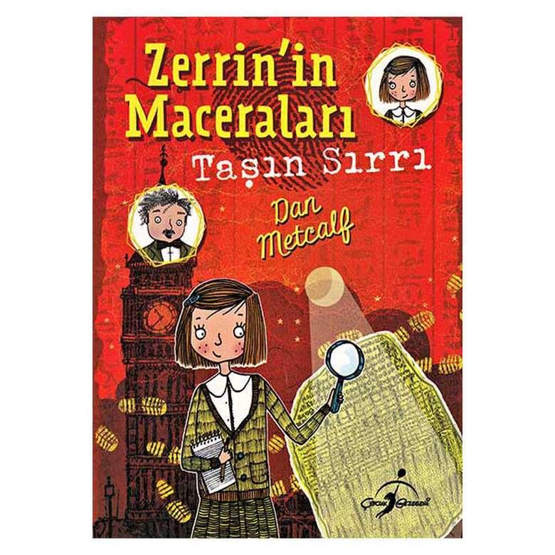 Zerrin'in Maceraları – Taşın Sırrı