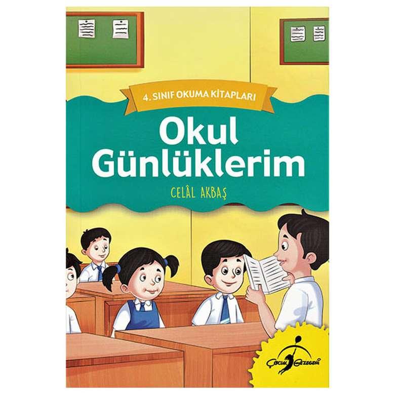 Okul Günlüklerim - 4. Sınıf Okuma Kitapları