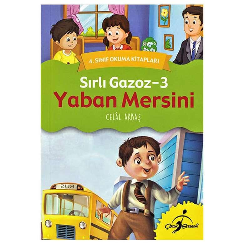 Yaban Mersini / Sırlı Gazoz - 3 - 4. Sınıf Okuma Kitapları
