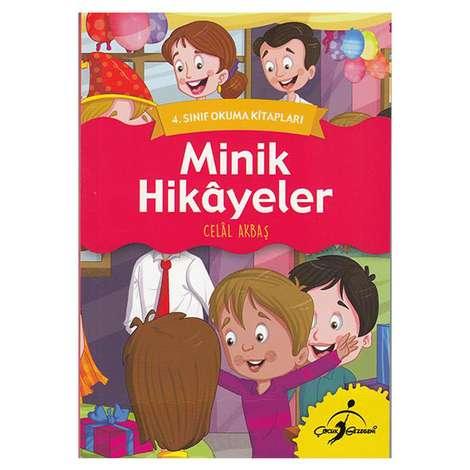 Minik Hikayeler - 4. Sınıf Okuma Kitapla