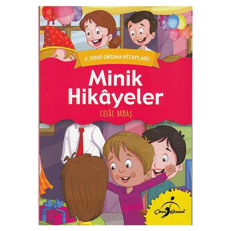 Minik Hikayeler - 4. Sınıf Okuma Kitapları