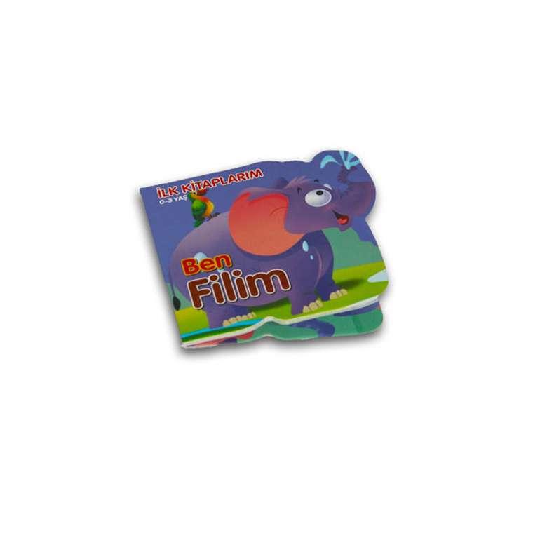 Ben Filim - İlk Kitaplarım 0-3 Yaş