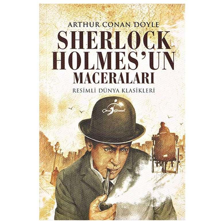 Sherlock Holmes'un Maceraları - Resimli Dünya Klasikleri