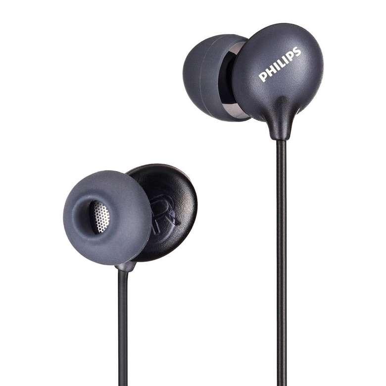 Philips SHE2405BJ Kulak İçi Kulaklık - Siyah