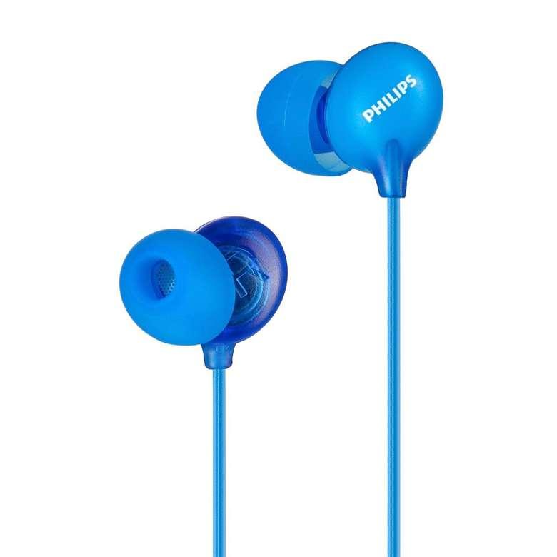 Philips SHE2405BLP Kulak İçi Kulaklık - Mavi