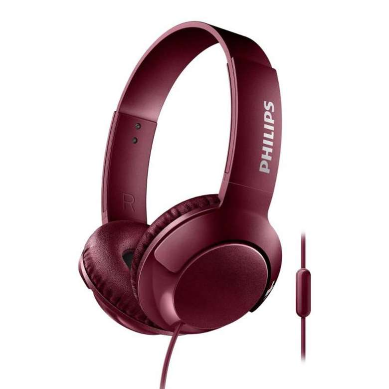 Philips SHL3075R Kafa Bantlı Kulaklık