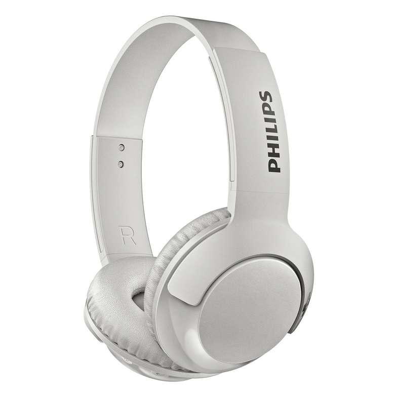 Philips SHB3075WT Bluetooth Kulaklık - Beyaz