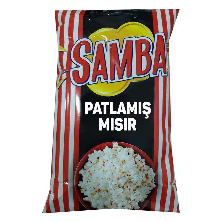 Samba Patlamış Mısır 60 G