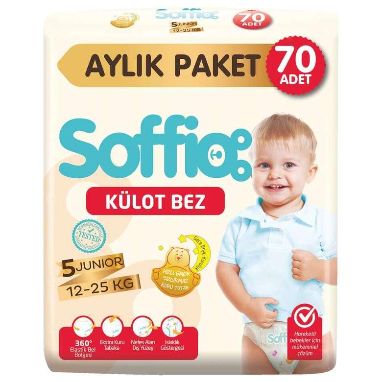 Soffio Külot Bez Junior 70'li