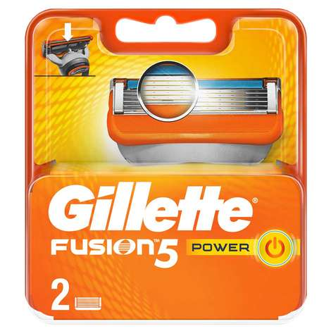 Tıraş Bıçağı Fusion Yedek 4'lü Gillett