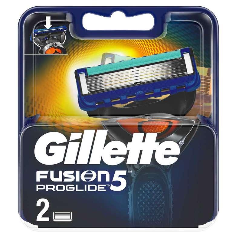 Gillette Fusion Pro Glide Power Yedek 2'li Tıraş Bıçağı