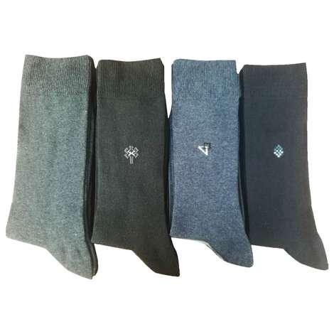 Silk&Blue Erkek Soket Çorap 3'lü