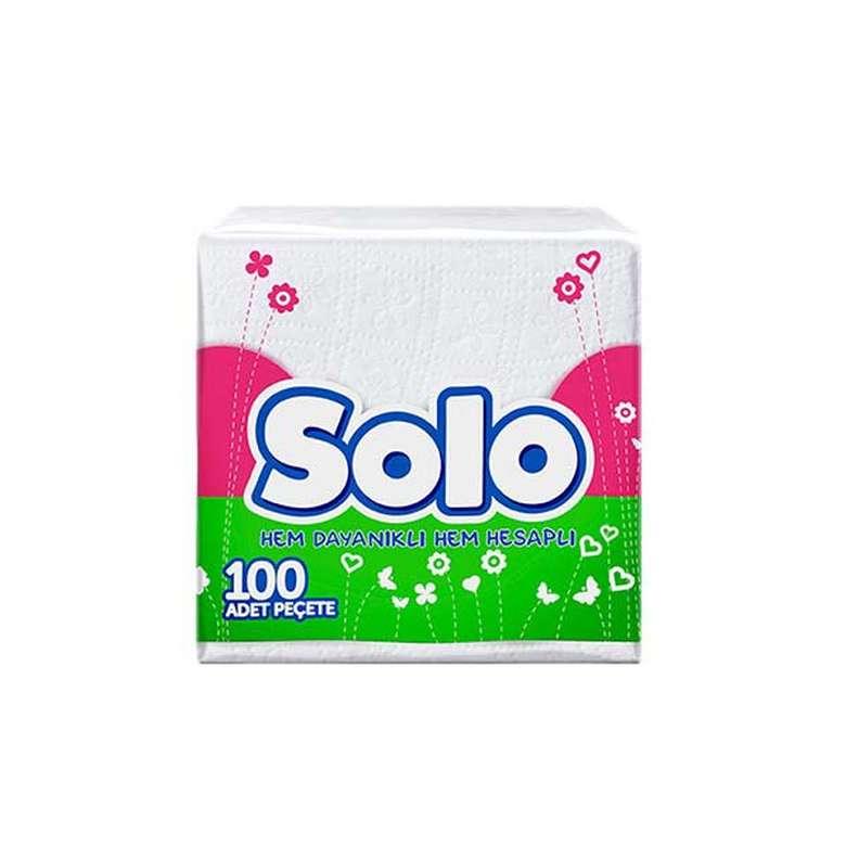 Solo Peçete 30x30 Cm 100'lü