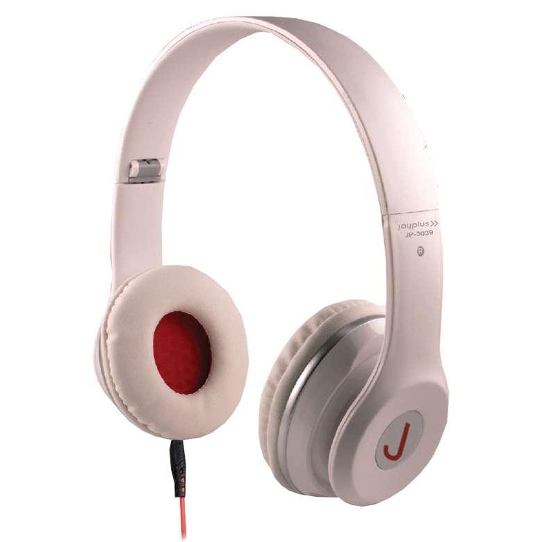 Joyplus JP3039 Kablolu Kulaklık  - Beyaz