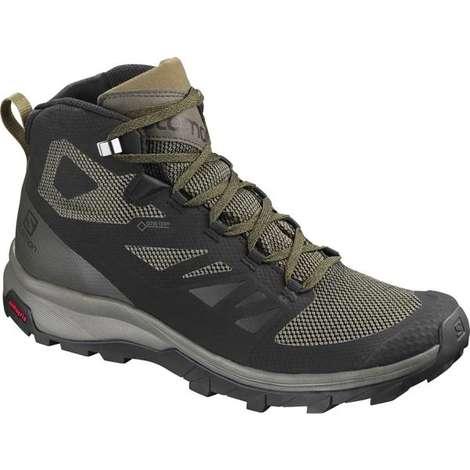 Salomon 404763 Erkek Ayakkabı - Yeşil  40