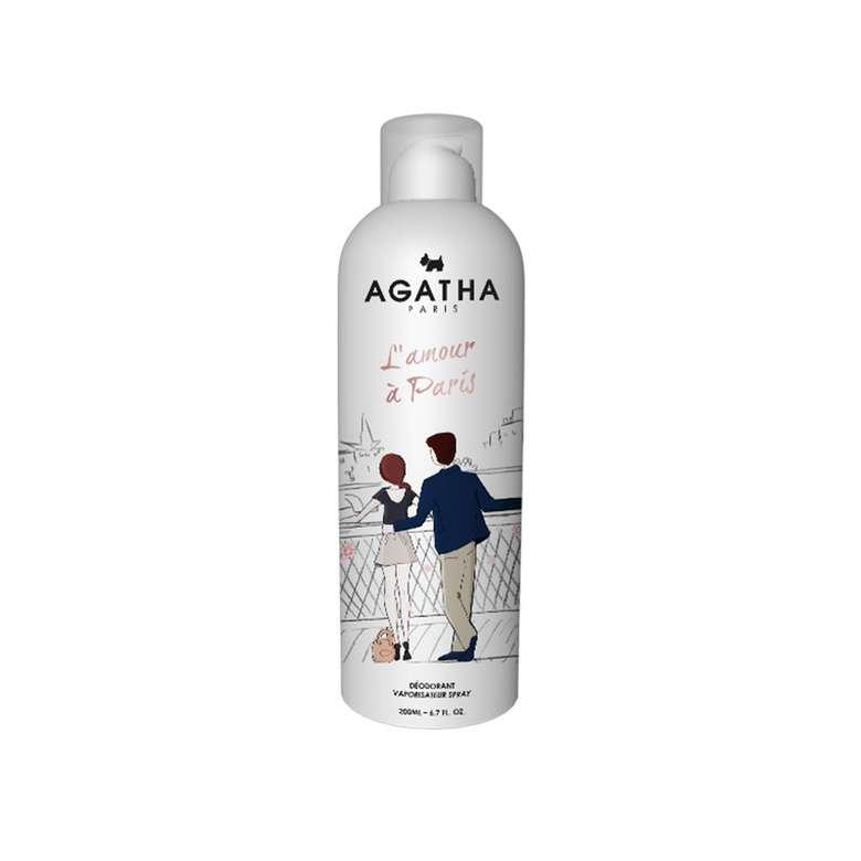 Agatha Paris L'amour 200 ml Kadın Deodorant