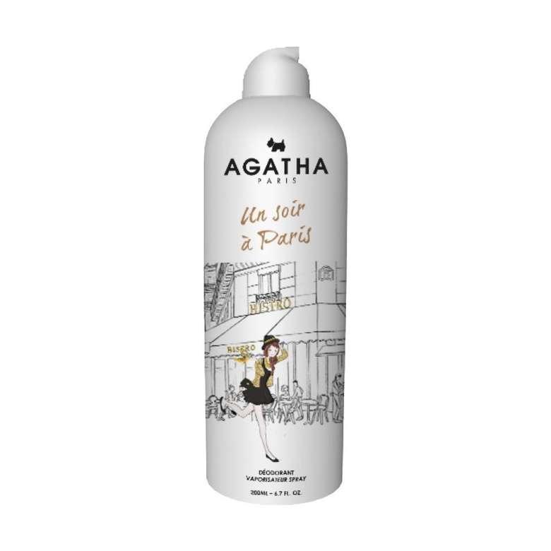 Agatha Paris Un Soir 200 ml Kadın Deodorant