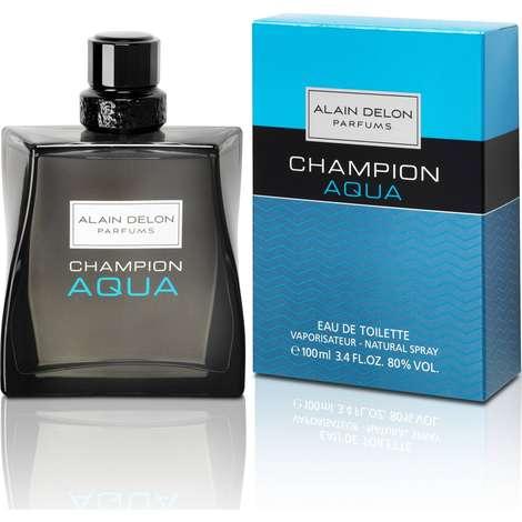 Alain Delon Champion Aqua Edt 100 ml Erkek Parfümü